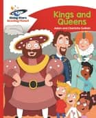 Reading Planet - Kings and Queens - Red B: Comet Street Kids ePub ebook by Adam Guillain, Charlotte Guillain