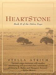 Heartstone - Book II of the Dolvia Saga ebook by Stella Atrium