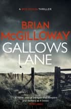 Gallows Lane - An ex con and drug violence collide in the borderlands of Ireland... ebook by Brian McGilloway