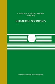 Helminth Zoonoses ebook by Stanny Geerts,V. Kumar,J. Brandt