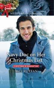 Navy Doc on Her Christmas List ebook by Amy Ruttan