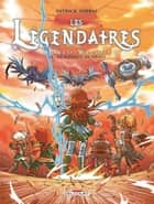Les Légendaires T21 - World Without : La Bataille du néant eBook by Patrick Sobral