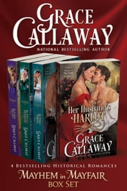 Mayhem in Mayfair Quartet: The Complete Series ebook by Grace Callaway