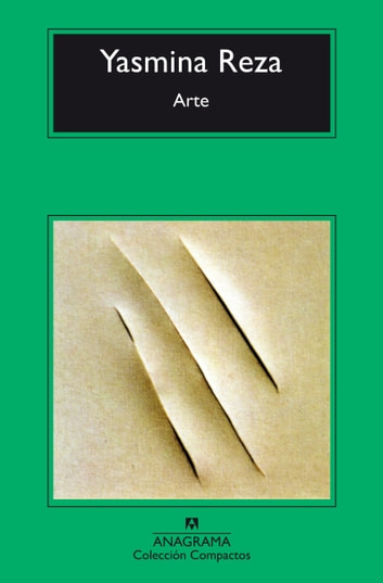 Arte ebook by Yasmina Reza