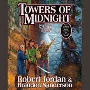 Towers of Midnight audiobook by Robert Jordan, Brandon Sanderson