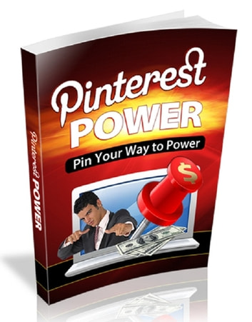 Pinterest Power - Pin Your Way to Power ebook by Anonymous
