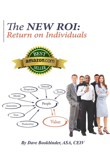 The NEW ROI - Return on Individuals ebook by Dave Bookbinder