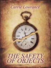 The Safety Of Objects ebook by Carrie Lowrance