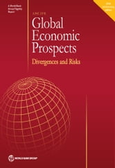 Global Economic Prospects, June 2016 - Divergences and Risks ebook by World Bank Group