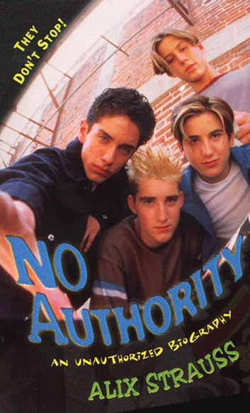 No Authority ebook by Alix Strauss