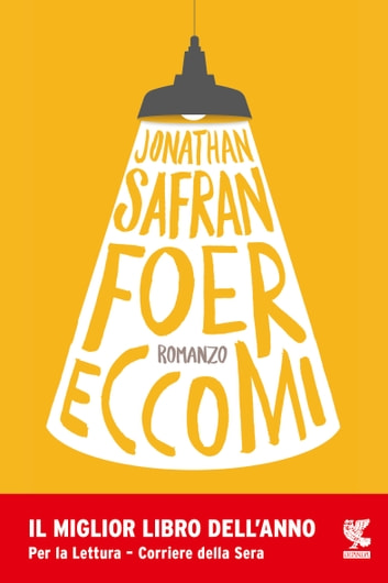 Eccomi ebook by Jonathan Safran Foer