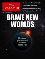 The Economist (North America Edition) - Issue# 9004 - The Economist Newspaper Limited magazine