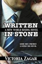 Written In Stone ebook by Victoria Zagar
