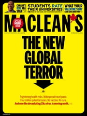 Maclean's - Issue# 6 - Rogers Publishing magazine