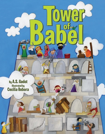 Tower of Babel ebook by A. S. Gadot