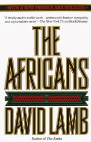 The Africans ebook by David Lamb