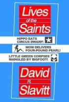 Lives of the Saints ebook by David R. Slavitt