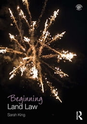 Beginning Land Law ebook by Sarah King