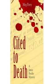 Cited to Death ebook by Meg Perry