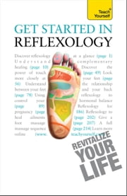 Get Started In Reflexology: Teach Yourself ebook by Chris Stormer