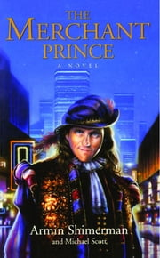 The Merchant Prince ebook by Armin Shimerman,Michael Scott