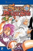 The Seven Deadly Sins vol. 34 ebook by Nakaba Suzuki