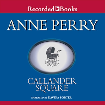 Callander Square livre audio by Anne Perry