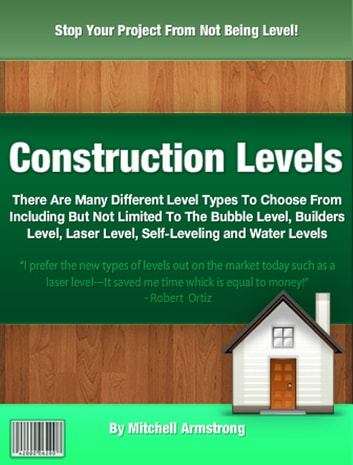 Construction Levels ebook by Mitchell Armstrong