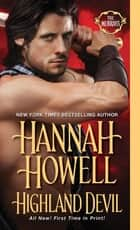 Highland Devil ebook by Hannah Howell