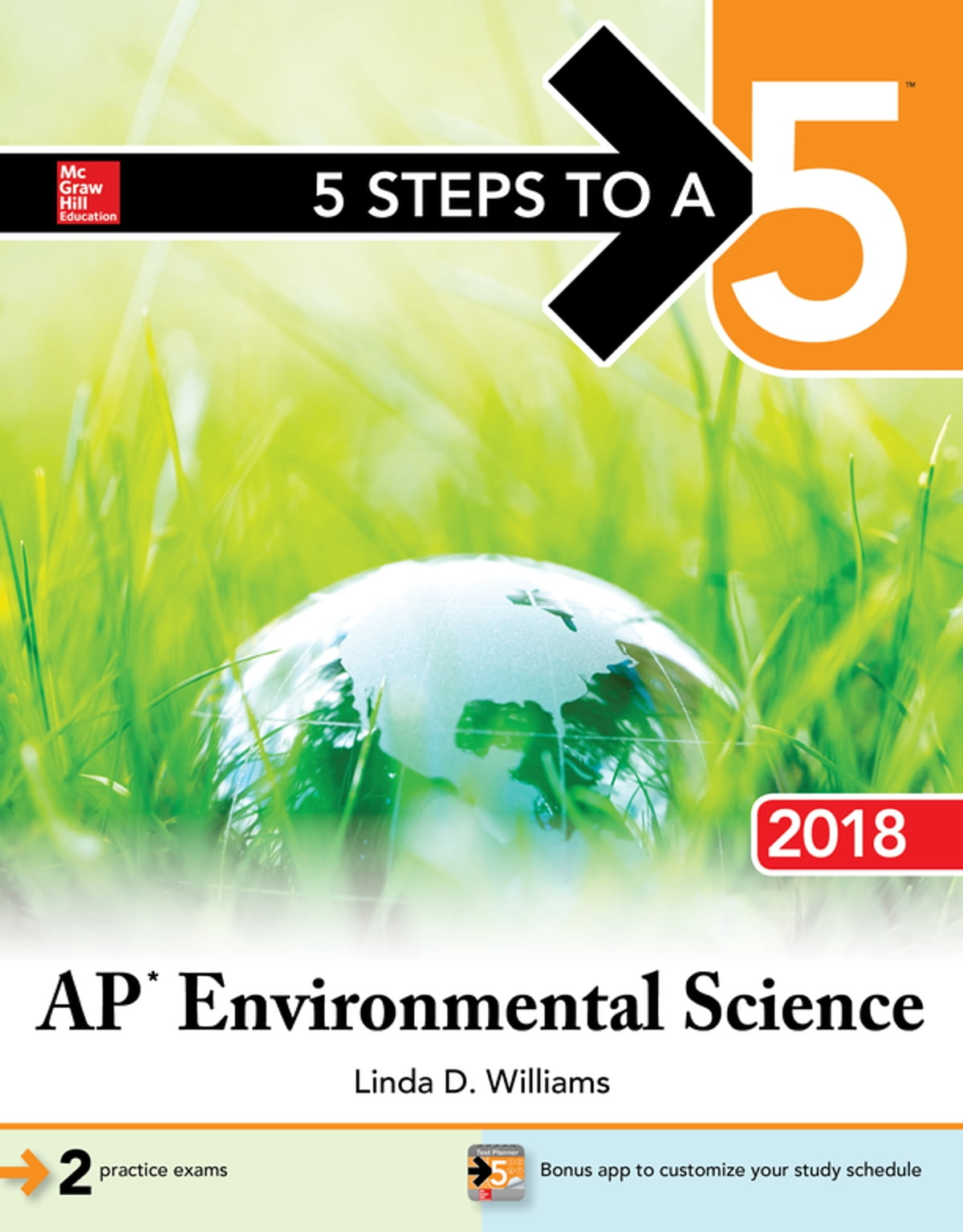 5 Steps to a 5: AP Environmental Science 2018 eBook by Linda D. Williams -  9781259863134 | Rakuten Kobo