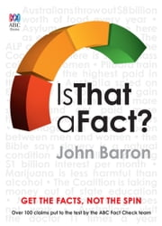 Is That a Fact? ebook by John Barron