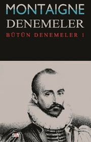 Denemeler 1 ekitaplar by Michel de Montaigne