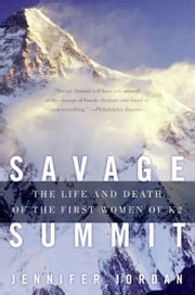 Savage Summit ebook by Jennifer Jordan