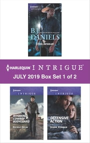 Harlequin Intrigue July 2019 - Box Set 1 of 2 ebook by B.J. Daniels, Nicole Helm, Jenna Kernan