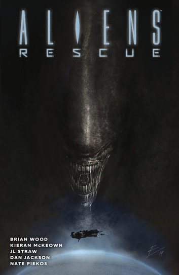 Aliens: Rescue eBook by Brian Wood