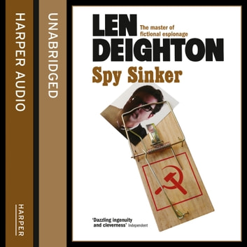Spy Sinker audiobook by Len Deighton