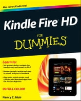 Kindle Fire HD For Dummies ebook by Nancy C. Muir