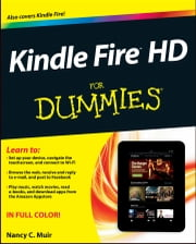 Kindle Fire HD For Dummies ebook by Kobo.Web.Store.Products.Fields.ContributorFieldViewModel