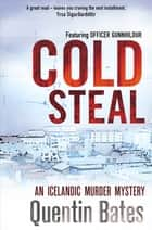 Cold Steal - A dark and gripping Icelandic noir thriller ebook by
