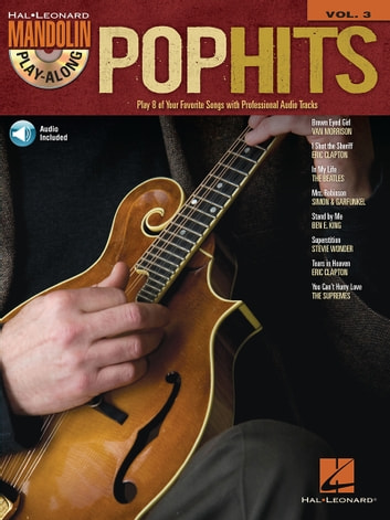 Pop Hits Songbook - Mandolin Play-Along Volume 3 ebook by Hal Leonard Corp.