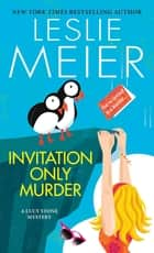 Invitation Only Murder ebook by Leslie Meier