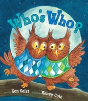 Who's Who? ebook by Ken Geist