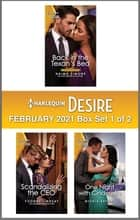 Harlequin Desire February 2021 - Box Set 1 of 2 ebook by Naima Simone, Yvonne Lindsay, Niobia Bryant