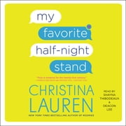 My Favorite Half-Night Stand audiobook by Christina Lauren