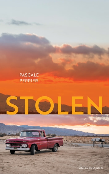 Stolen eBook by Pascale Perrier