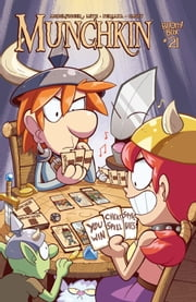 Munchkin #21 ebook by Sam Sykes,Mike Luckas