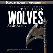 Iron Wolves, The audiobook by Andy Remic