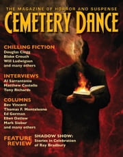 Cemetery Dance: Issue 67 ebook by Richard Chizmar, Douglas Clegg, Blake Crouch