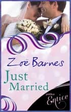 Just Married ebook by Zoe Barnes