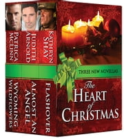 The Heart of Christmas ebook by Patricia McLinn,Judith Arnold,Kathryn Shay